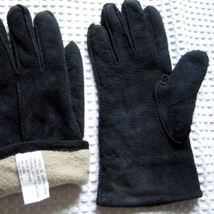 Accessories - Ladies Suede leather Gloves